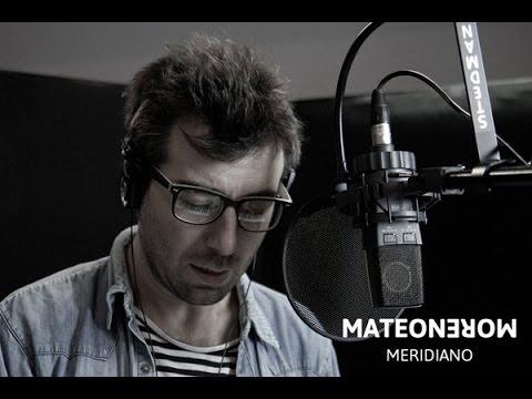 MATEO MORENO presenta MERIDIANO, su nuevo álbum discográfico
