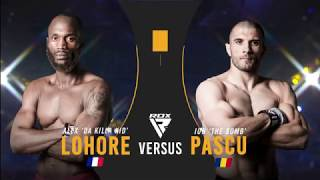 Download Video BAMMA 35: Alex Lohore vs Ion Pascu MP3 3GP MP4