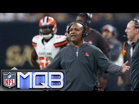 Video: Hue Jackson Fired | NFL Monday QB