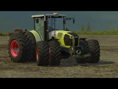 CLAAS Arion 650 v2.7