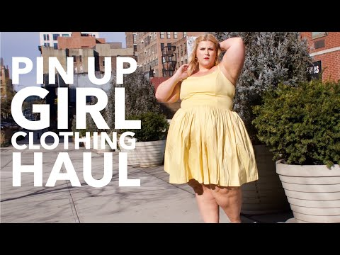 New To Me Size Inclusive Haul: Pin Up Girl Clothing