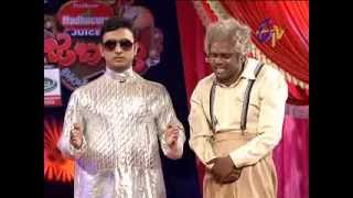 Jabardasth - Adhire Abhinay Performance on 26th December 2013