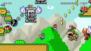 Super Mario Maker 2 - Make It Your Way. Play It Your Way. Trailer by GameTrailers