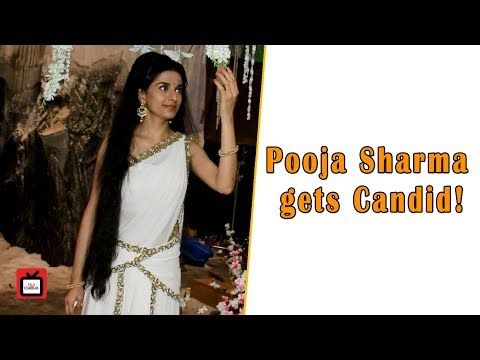 Pooja Sharma on MahaKaali - You mess with me, I'll