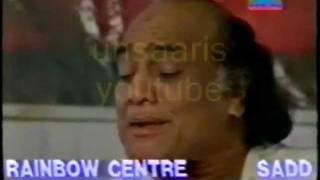 Hassan India  city photo : Mehdi Hassan live in India munh takaa hi kare hai jis tis ka