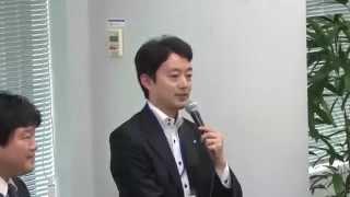 「行政の電子化は世界に輸出できる」内閣官房・楠氏×千葉市長・熊谷氏 マイナンバーが実現する新たな公共サービスと市場(G1ベンチャー2014)