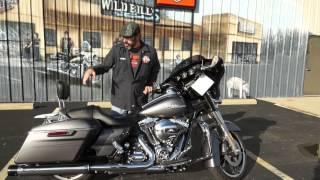 10. 2014 Harley-Davidson Street Glide Special FLHXS