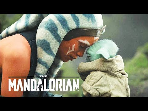 The Mandalorian Season 2 Ahsoka Tano Scene Breakdown - Star Wars Movies Easter Eggs