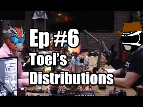 TokuTalk wKingston&Tiaz Ep06 - Toei's Issues with distribution