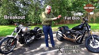 10. Toolin' Around with Andy Bumatai #226 2018 HD Breakout & Fat Bob