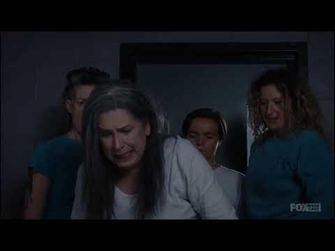 Lou interrogates Joan Ferguson (Kath Maxwell), unlocks a memory - Wentworth Season 8 Episode 10