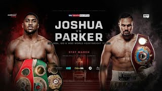 Video Anthony Joshua VS Joseph Parker - FULL FIGHT [HD] MP3, 3GP, MP4, WEBM, AVI, FLV Maret 2019