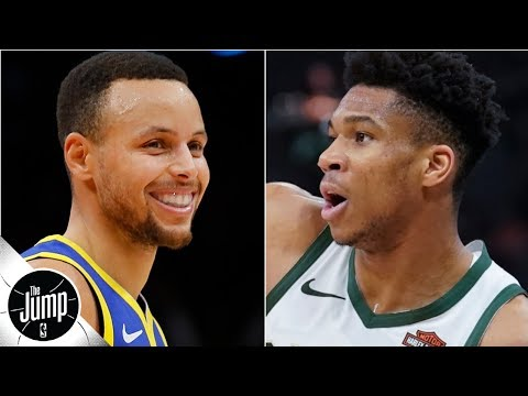 Video: Giannis to the Warriors could happen if he enters free agency - Ramona Shelburne | The Jump