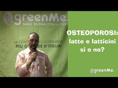 osteoporosi: è corretto assumere latte e latticini?