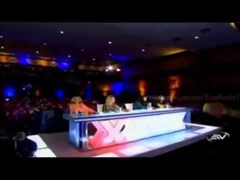 canales cristianos - En un programa de televisión ecuatoriana un joven defiende la música cristiana que el canta, no importando lo que el jurado de esa estación televisiva lo rec...