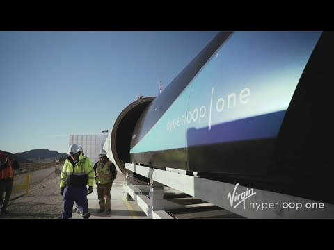 Hyperloop inching closer to reality