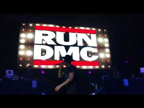 Run DMC - King of Rock / Live Hammersmith Apollo London July 5th 2019