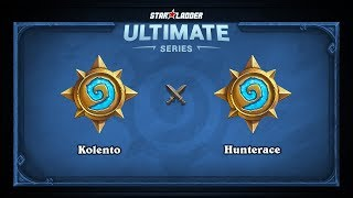 Kolento vs Hunterace, game 1
