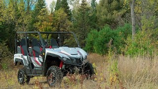 4. Full REVIEW: 2018 Yamaha Wolverine X4 SE