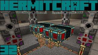 Hypno HermitCraft FTB Monster S3E32: Power Upgrade!!