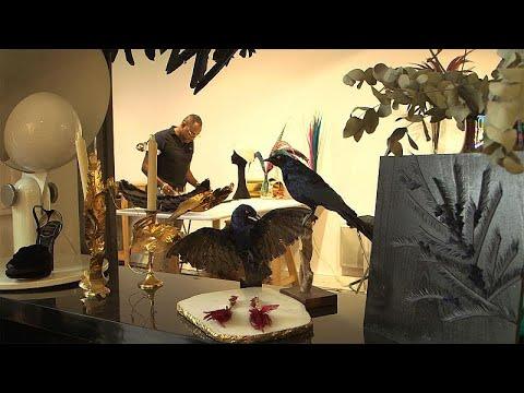 Έκθεση Homo Faber: Ο Ερίκ Σαρλ-Ντονατιέν και τα φτερά του
