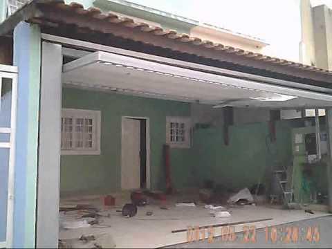 Transformação de Portão de deslizante para basculante Ligue: (11) 2143-9018 LCJV Portões