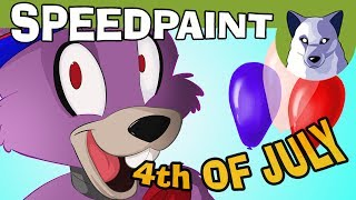 Do you make cartoons? Drawings? Are you an animation enthusiast? Take a look here and join the Channel Frederator Network! Join Frederator ► https://dashboard.frederator.com/apply/frederator?aggregatorKey=tonyHey, guys! I noticed that I had never done Independence-Day-related before, so I thought: why not?! :3 Being an Italian, I don't celebrate the 4th of July, but since most of my viewers are from the US, this video and this drawing are dedicated to my American supporters! :) Consider it a little gift!I know, it would make more sense if it was Freddy wearing the American hat, but... I don't know, I wanted to draw Bonnie! XDCan you spot my logo? It appears for literally one frame in the video! :3Thanks a lot for more than 1'124'000 subscribers, I can't help thanking you every time I see such enormous numbers, guys, it's awesome!! ^O^If you're not subscribed yet, what about following this link? :3http://bit.ly/21hjVHzHey! You might also follow me at these links!Facebook ► http://www.facebook.com/TonyCrynightOfficial My Twitter ► http://twitter.com/TonyCrynight My Tumblr ►http://tonycrynight.tumblr.com My DeviantArt ► http://tonycrynight.deviantart.com And thanks a special lot to the patrons that are helping me and my collaborators to produce more episodes! :D Check out Patreon if you would like to support us! :3Patreon ► http://bit.ly/1R0Ae5FTake a look at this brand new YouTube animated story by Kris Patrick, the creator of The Bedfellows! ;) It's weird and it deserves to be watched, and possibly to be understood! XDCatghost channel ► http://bit.ly/2txcja7TRANSLATIONS!! I'll leave you the link to follow, so that you can add the subtitles and translate the description by yourself in your own language, and also correct possible mistakes for the ones that are already added! :) http://www.youtube.com/timedtext_cs_panel?tab=2&c=UC2aNolp7Nc41x9M5CG6XKTgFAQHow long did it take?1:56:25What program(s) did you use?Adobe PhotoshopFireAlpacaTony Crynight features Five Nights a