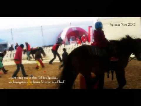 dell'mour - FEBS Vorstellung auf der Apropos Pferd 2013! Verband der Österreichischen ReitpädagogInnen.