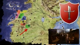 Explore the Westerlands, where gold and silver veins run through the earth, trade blossoms, and the richest family in all of Westeros lives in a rock.