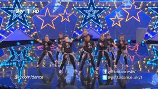 Got to Dance 4: Notorious Audition