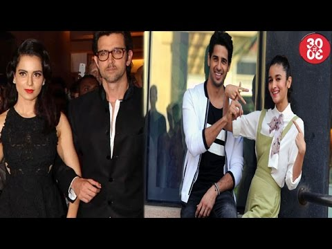 Kangana Makes A Comment Towards Hrithik? | Alia-Si