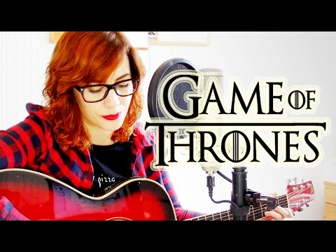 """Ramin Djawadi & George R.R. Martin  """"The Rains of Castamere  (Lannister Song)"""" Cover by Cat Rox"""
