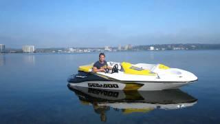 8. 2008 Seadoo Speedster Supercharged