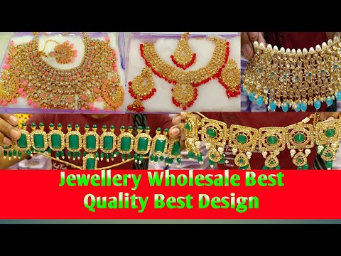 First Time Video Jewellery Manufacturer Ka । Bridal Jewellery Manufacturer