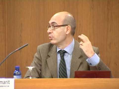 Ponencia Cecilio Tamarit - Foro Financiación a la Innovación 2011