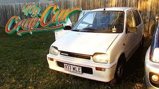 Video MY CRAP CAR - Daihatsu Mira MP3, 3GP, MP4, WEBM, AVI, FLV November 2018