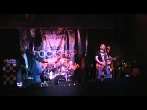Motorbilly live at the Rockshop Fayetteville - Mr. Emmer Effer