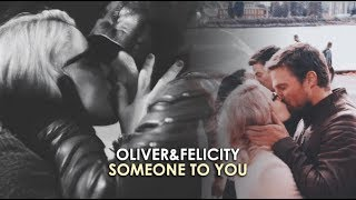 Download Lagu Oliver & Felicity   Someone to you Mp3