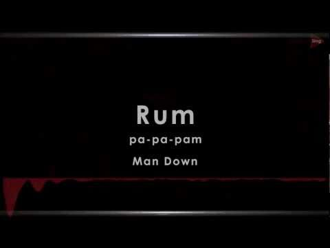Rihanna - Man Down (Lyrics Video)