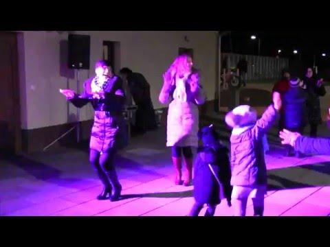 TVS: Kunovice - Silvestrovská dětská diskotéka
