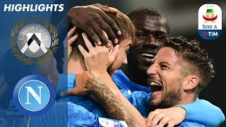 Video Udinese 0-3 Napoli | Napoli Close Some Ground At Top With Big Win at Udinese | Serie A MP3, 3GP, MP4, WEBM, AVI, FLV Oktober 2018