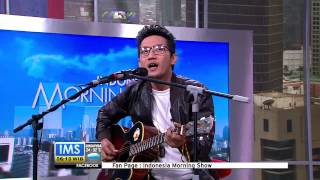Sandy Canester menyanyikan lagu Juwita Malam - IMS