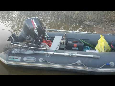 лодка краб 330