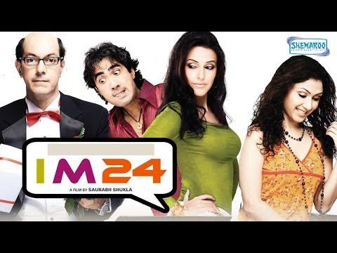 I M 24 (2012) -  Neha Dhupia   Rajat Kapoor   Manjari Phadnis - Superhit Comedy Film