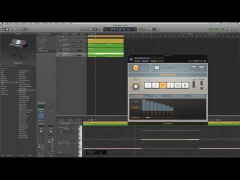 Logic Pro X Deutsch – In 8 Minuten einen Beat bauen ;-) Logic X Tutorial 6 – LogicX