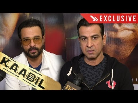 Kaabil | Rohit Roy & Ronit Roy Play Villain | Firs