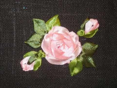 крестом Розы Схема вышивки