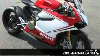 6. 2013 Ducati 1199 Panigale S Tricolore ABS - Bob Lunsford'...