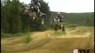 9. ATV Television - 2003 Yamaha Sport Quads Tests