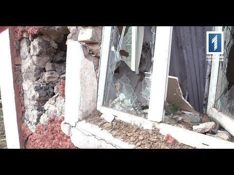 Стихия повалила деревья и сорвала крыши в Кривом Роге
